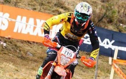 Carmelo Mazzoleni, Campione Italiano 2020 Enduro Major nella classe Expert 300, su KTM 300 cc 2T
