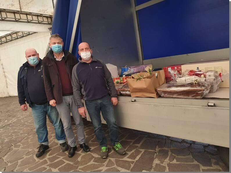 EFI Reggiani sostiene l'Opera Diocesana Patronato San Vincenzo