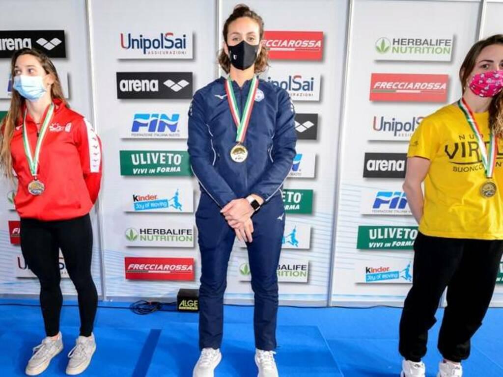 Francesca Fangio - Campionati Italiani Invernali 2020