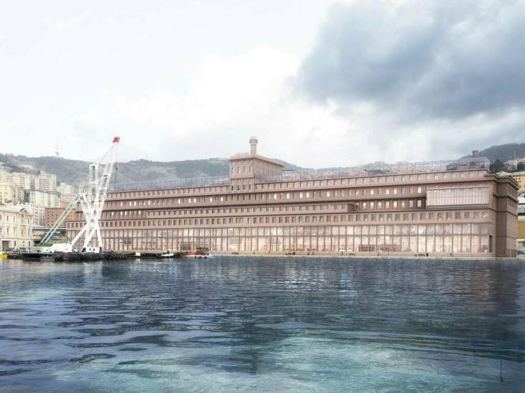 Progetto Vitali a Genova