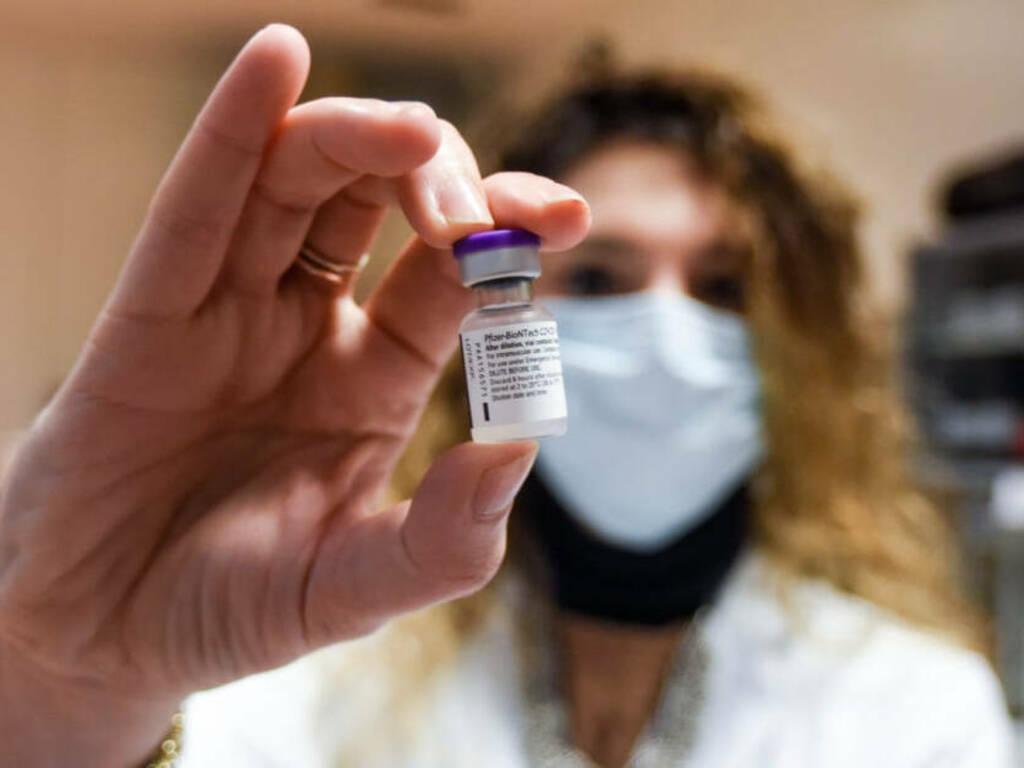 L'arrivo vaccino covid in Lombardia