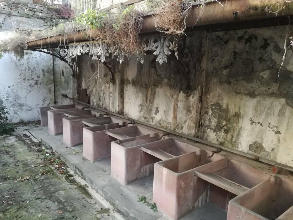 Lavatoio di via Borgo Canale