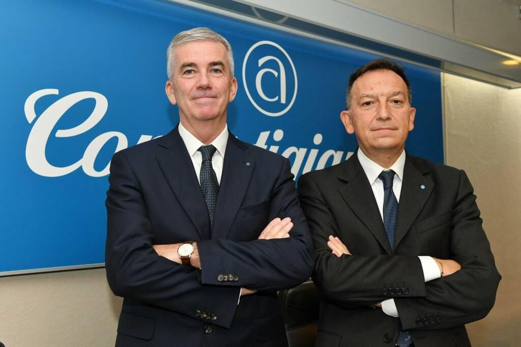Marco Granelli e Vincenzo Mamoli