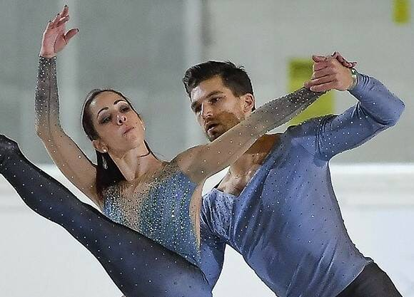 Nicole Della Monica e Matteo Guarise - Campionati Italiani 2020