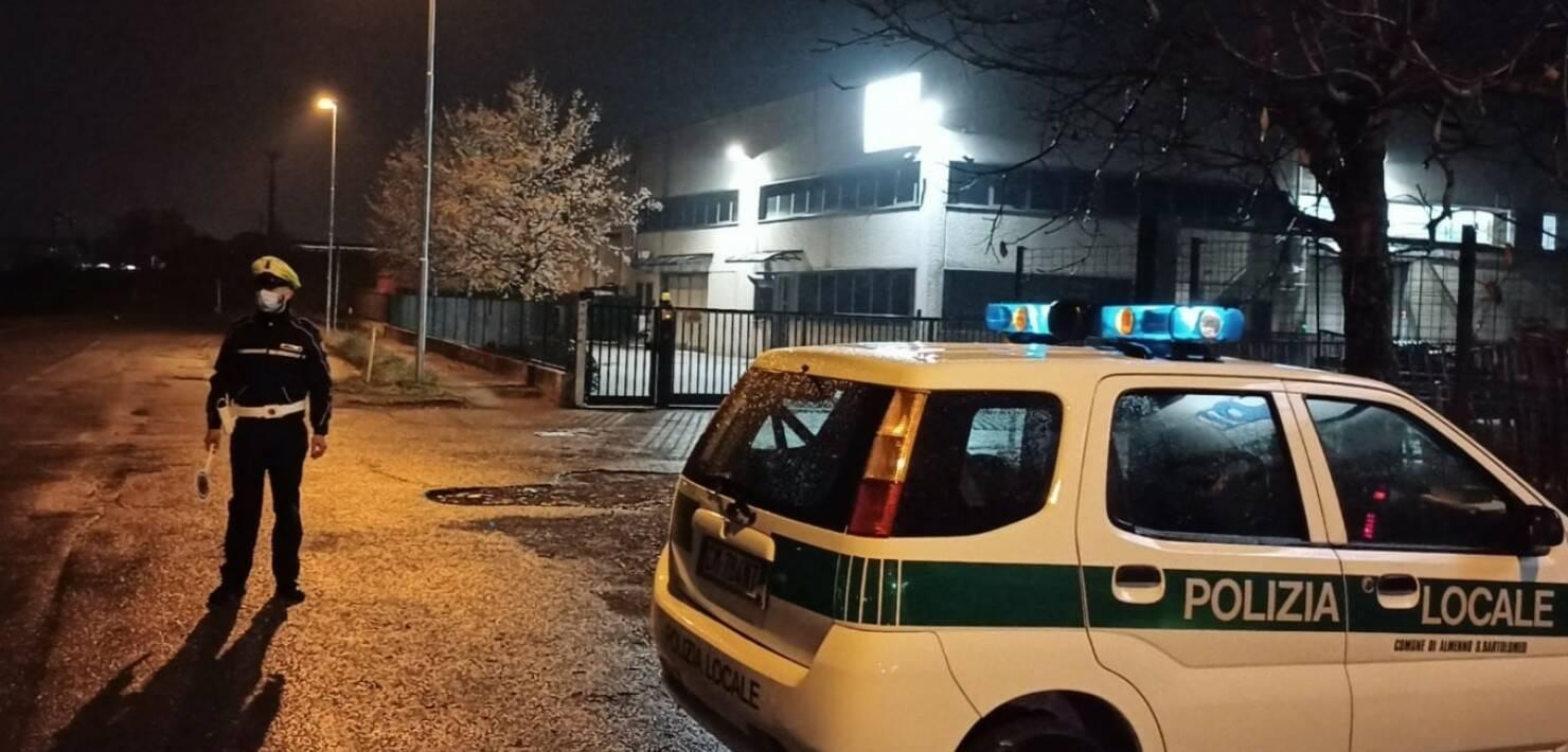 Polizia locale Almenno San Bartolomeo