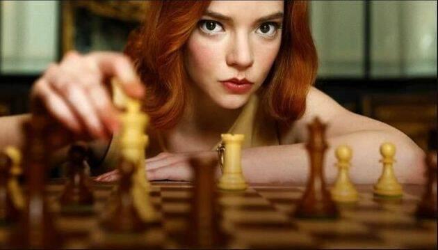 regina degli scacchi