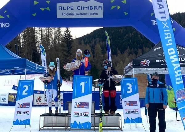 Roberta Midali - Slalom gigante di Folgaria 2020