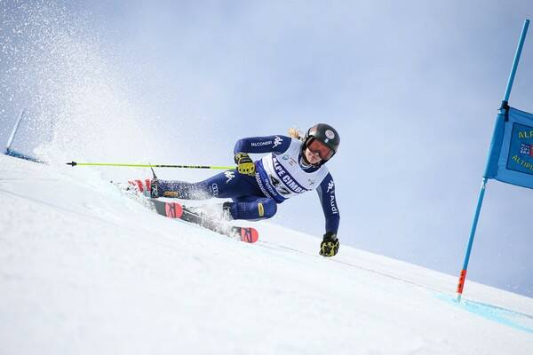 Roberta Midali - Slalom Gigante Folgaria 2020