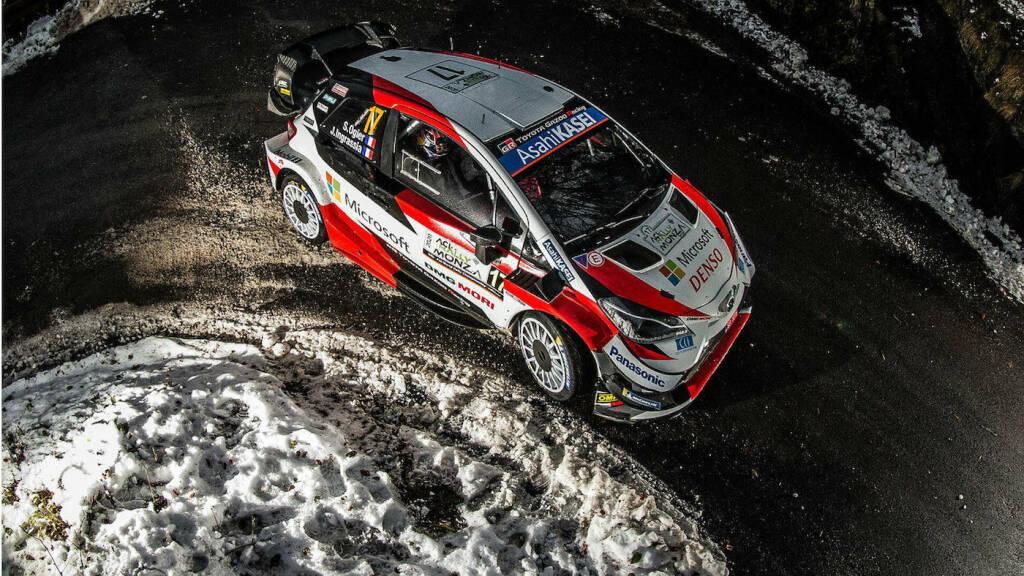 Sebastien Ogier - ACI Rally di Monza 2020
