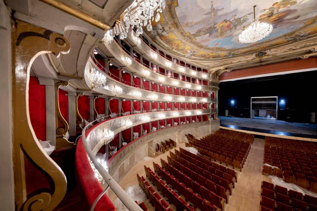 teatro donizetti (Foto Gianfranco Rota)