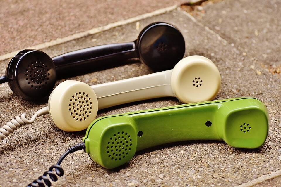 telefono telefonate pixabay