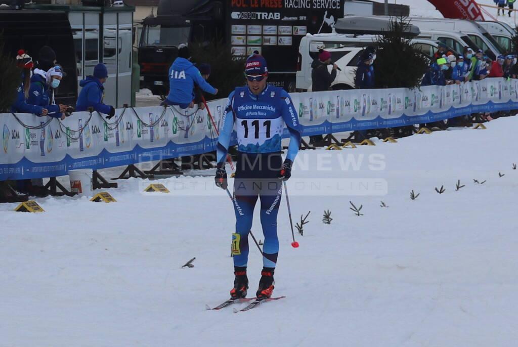 Campionati Italiani di sci di fondo 2021