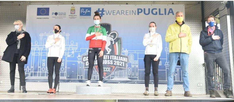 Chiara Teocchi - Campionati Italiani Ciclocross 2021