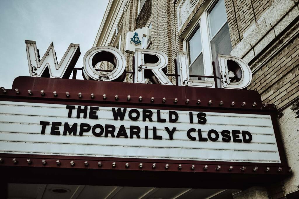 cinema chiuso