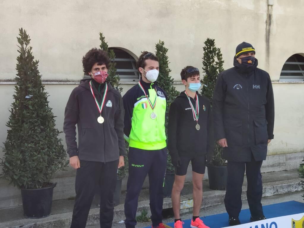 Gabriele Gamba - Campionati Italiani di marcia 2021