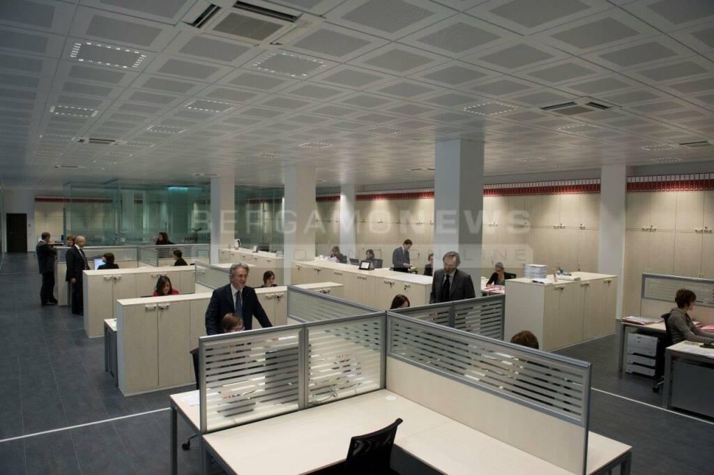 Lo smart working nel settore assicurativo: l'esempio delle Generali a Bergamo