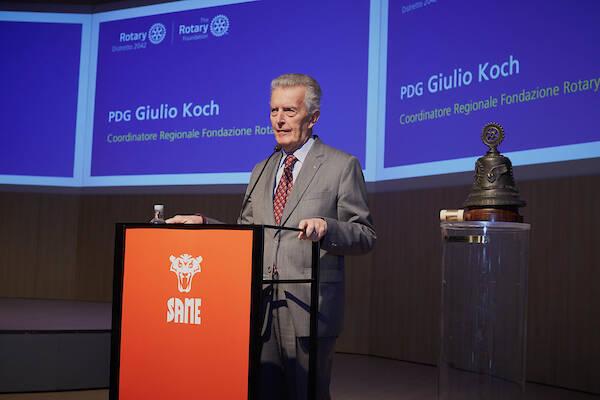 Giulio Koch_Responsabile progetto Rotary