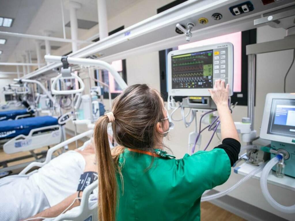 L'Emergency Center dell'ospedale Gavazzeni