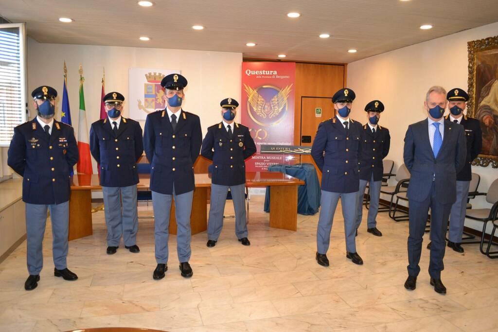 Polizia, ecco i rinforzi: 5 nuovi agenti a Bergamo e Treviglio