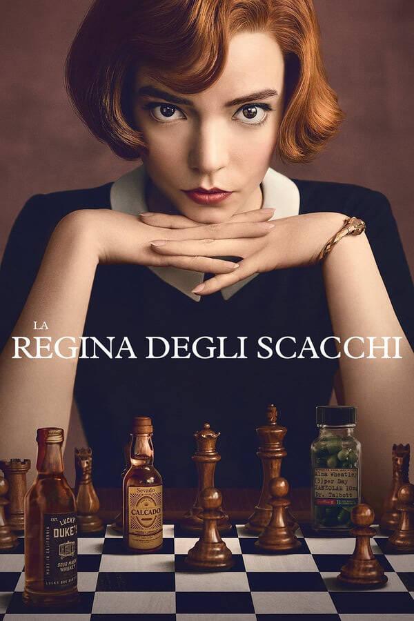 """""""La regina degli scacchi"""": miniserie su luci ed ombre della vita di una giocatrice prodigio"""