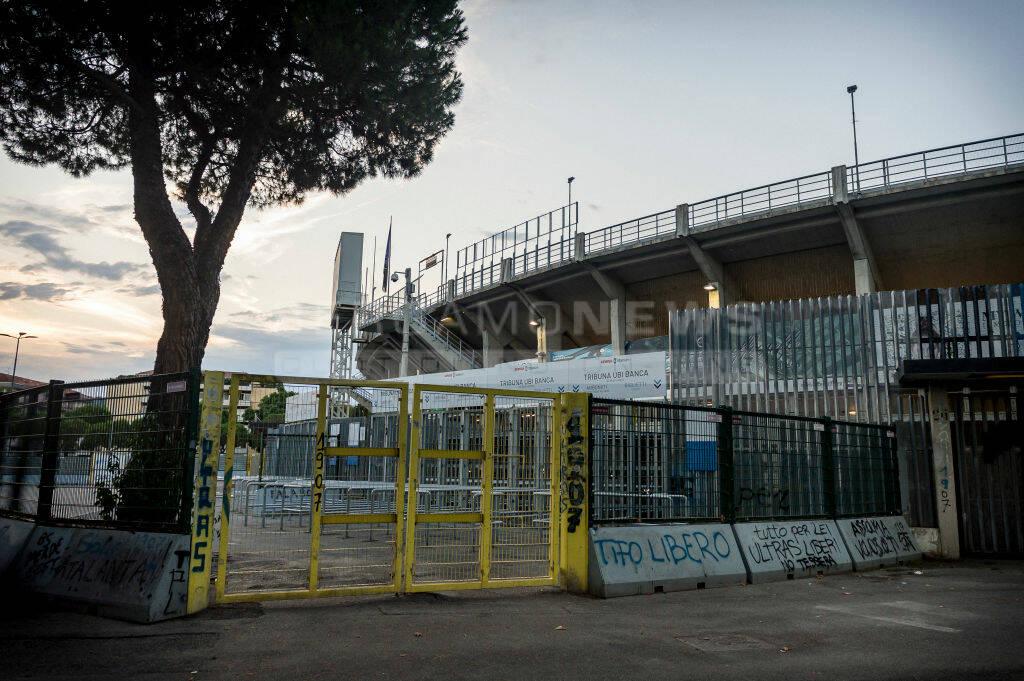 Stadio ultrà atalanta