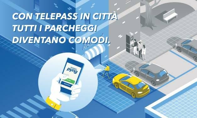 telepass parcheggi