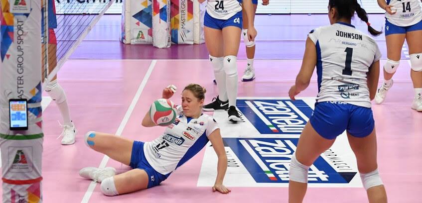 zanetti Bisonte (immagine dalla pagina ufficiale Zanetti Bergamo)
