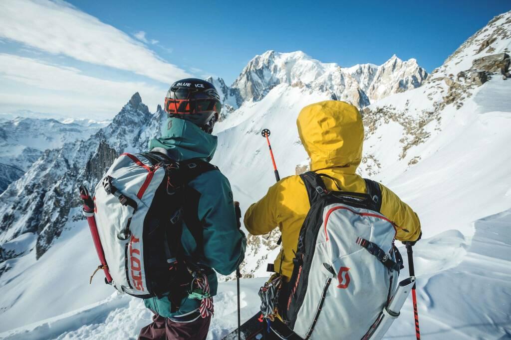 Abbigliamento sportivo invernale: la nuova collezione SCOTT Wintersports