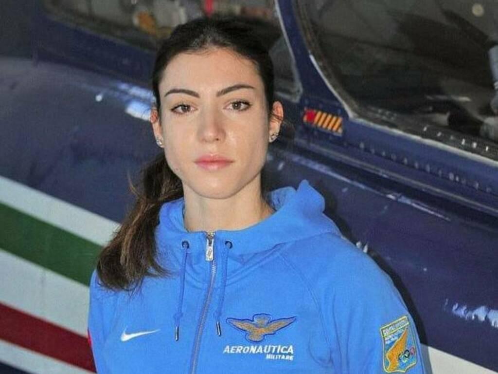 Alessia Pavese - Aeronautica Militare