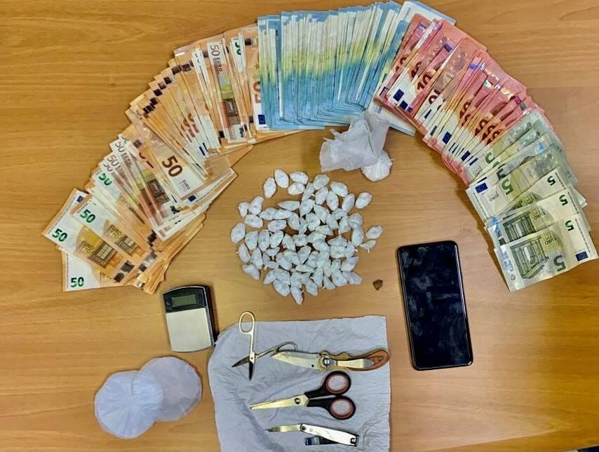 arresto droga san paolo