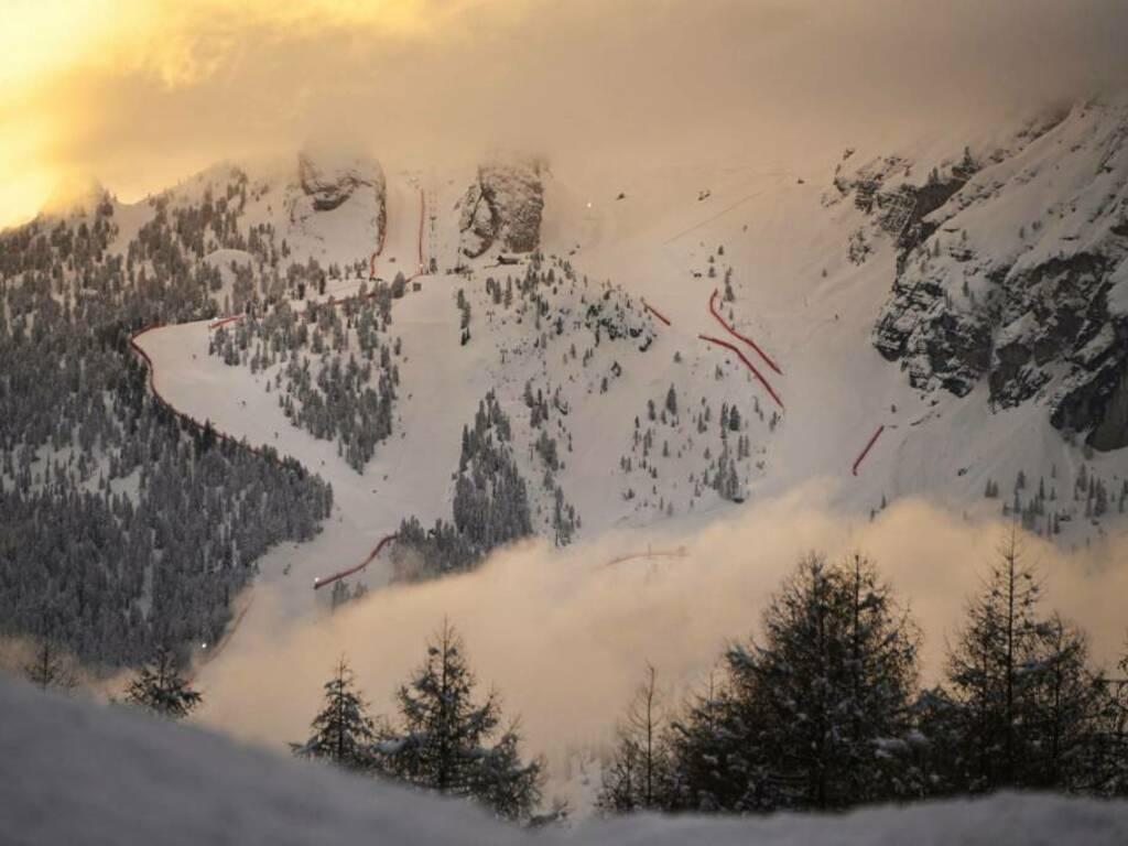 Cortina 2021 - Getty Imagine