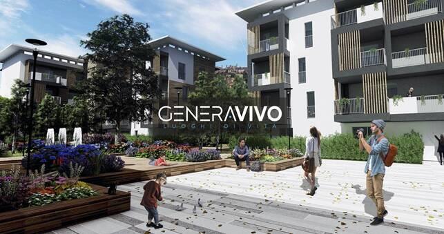 """""""Generavivo"""", nuova proposta immobiliare a Bergamo"""