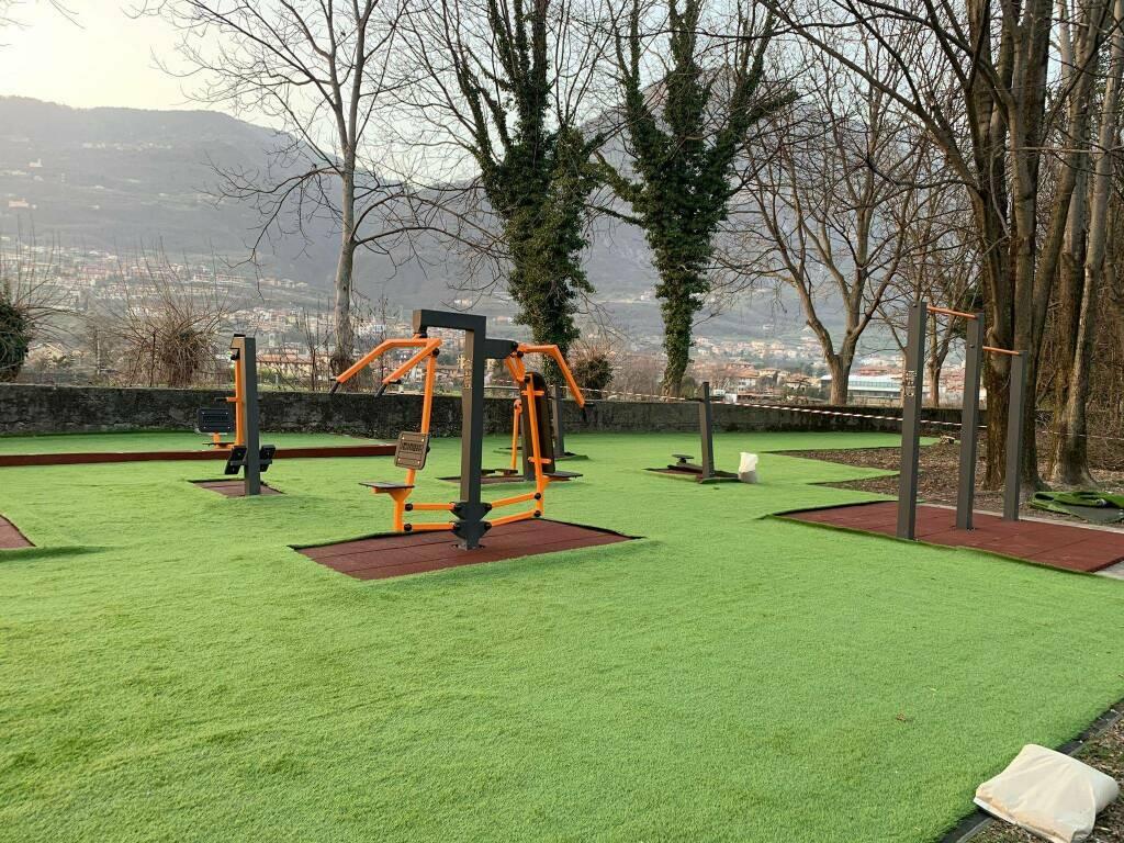 Area fitness Costa Volpino