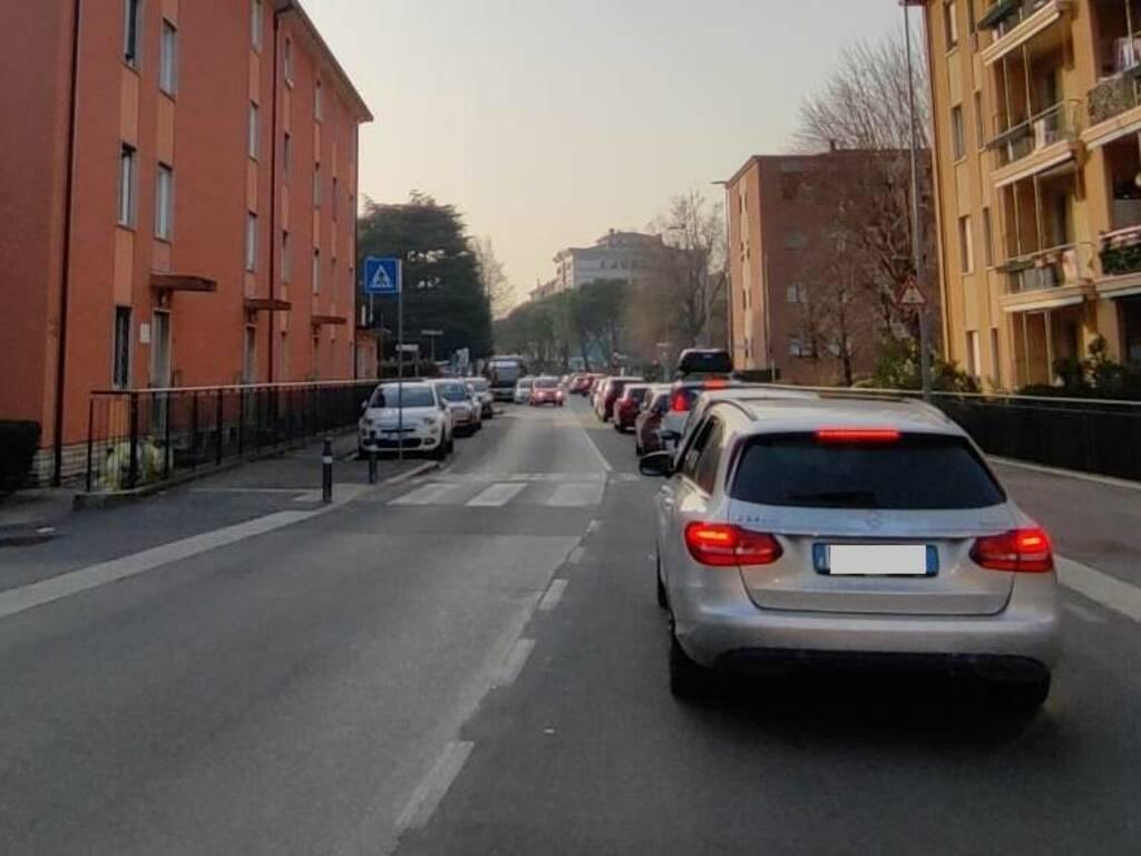 Longuelo - traffico