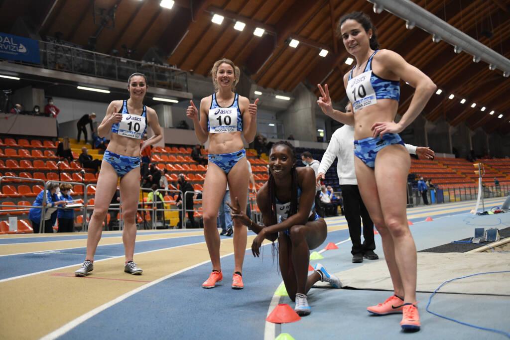 Marta Milani - Campionati Italiani Indoor 2021