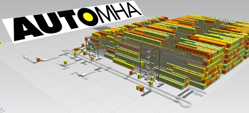 Virtual Commissioning Automha: potenzialità e avanguardia