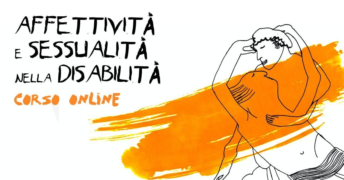 Affettività e sessualità nella disabilità: al via corso di formazione