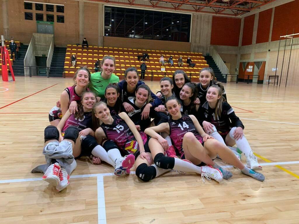 campionato femminile pallavolo serie c