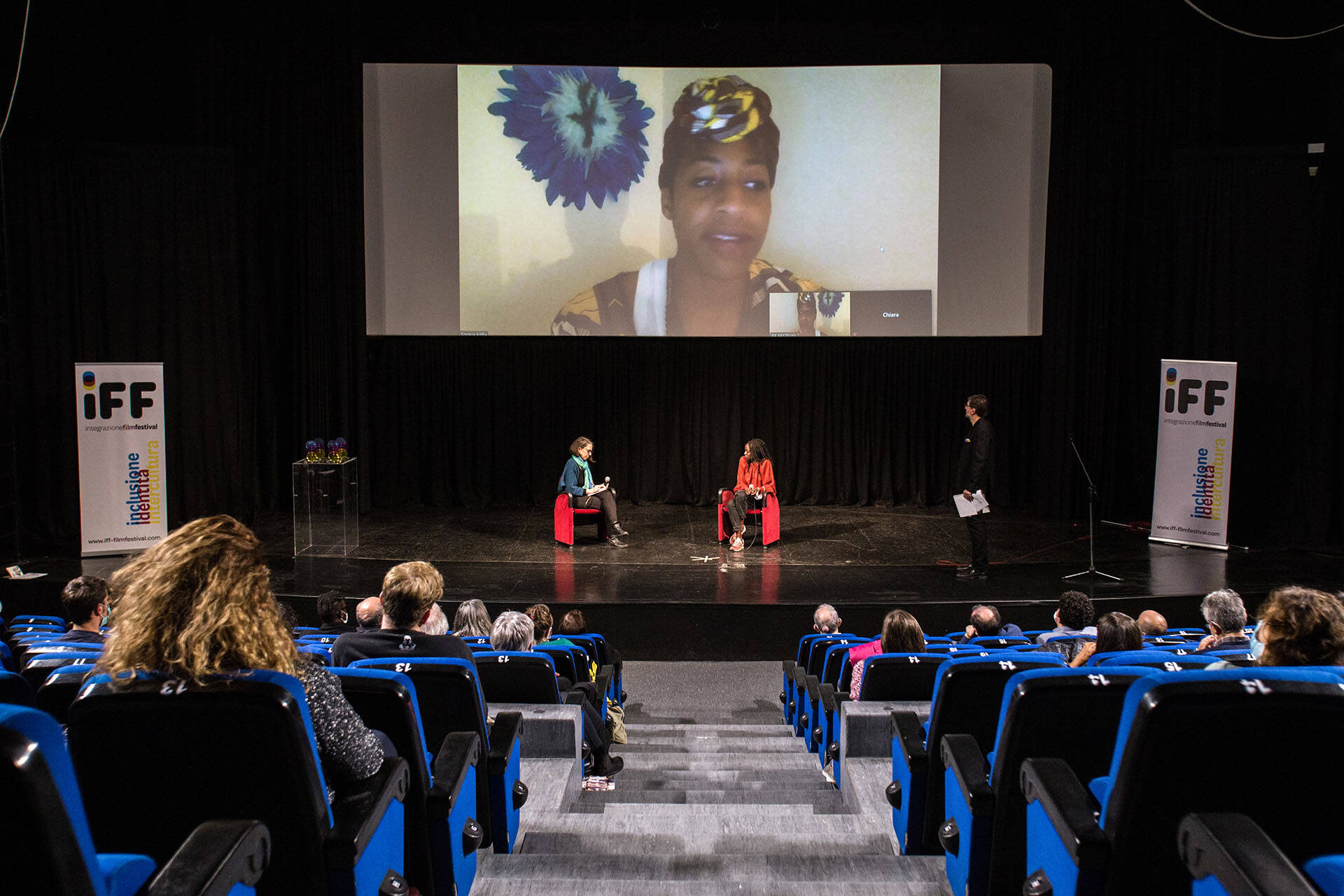Confcooperative partner di IFF, il festival internazionale di cinema dedicato all'integrazione