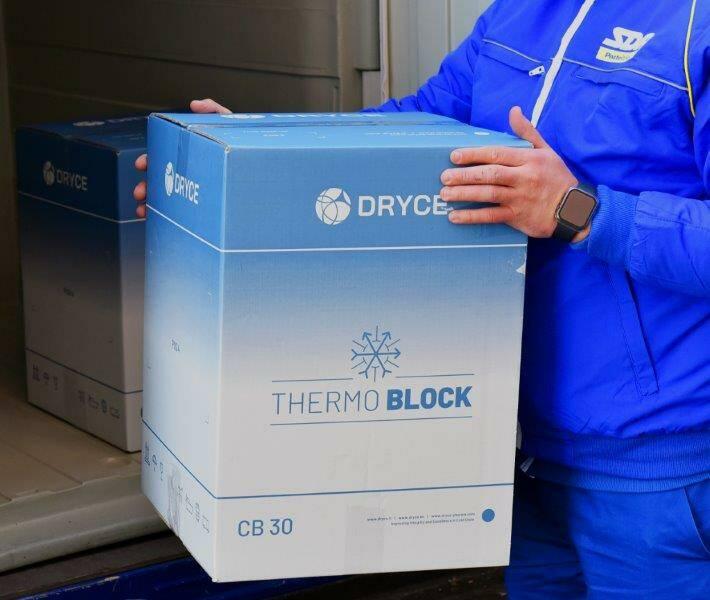 consegna vaccino moderna