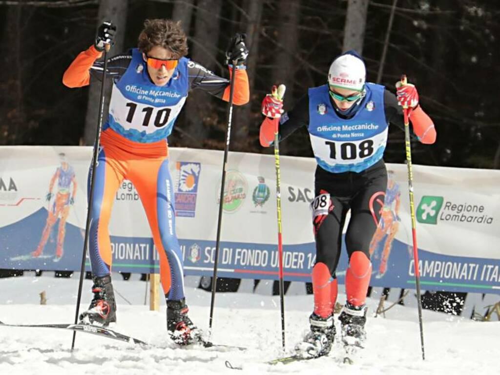 Gabriel Louis Leone e Stefano Epis - Campionati Italiani Under 14 2021