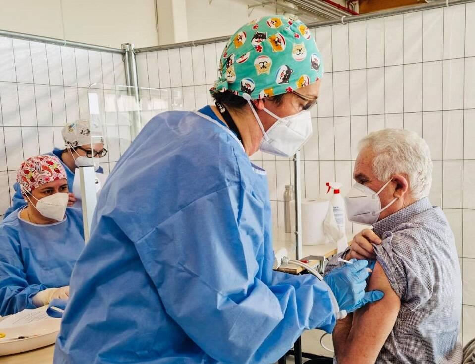 Vaccini Fiera Treviglio