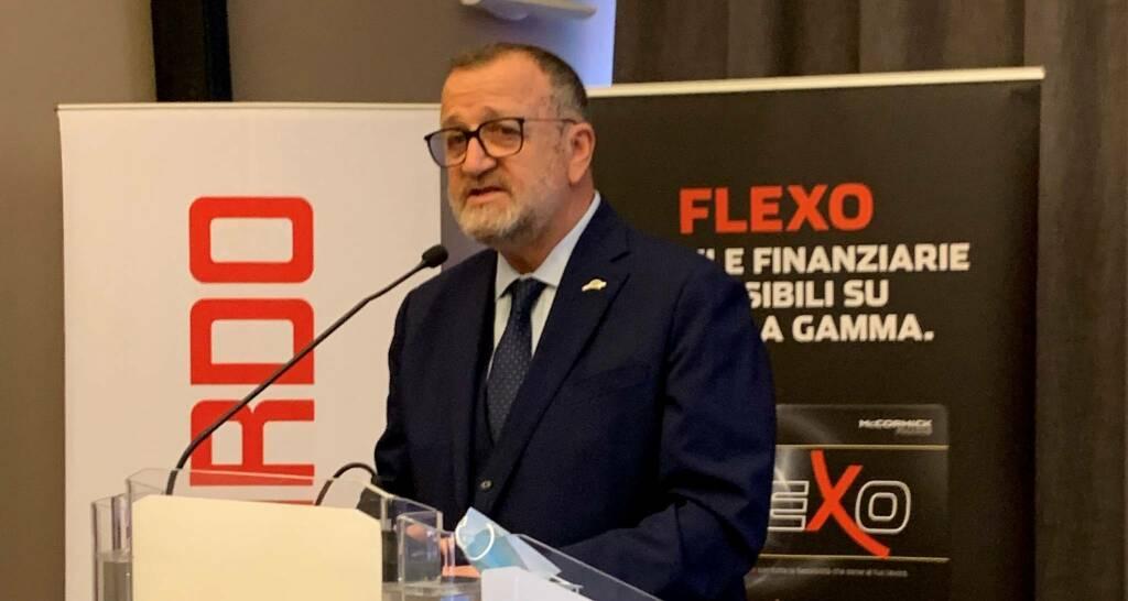 Gianni Dalla Bernardina confermato presidente della Confederazione Agromeccanici e Agricoltori Italiani