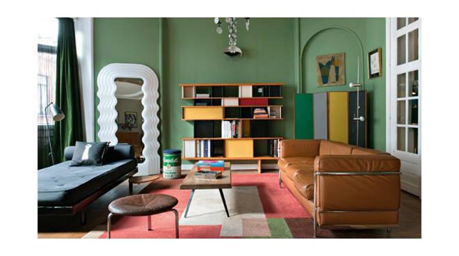 Il coraggio di osare: quando il colore condiziona la tua casa
