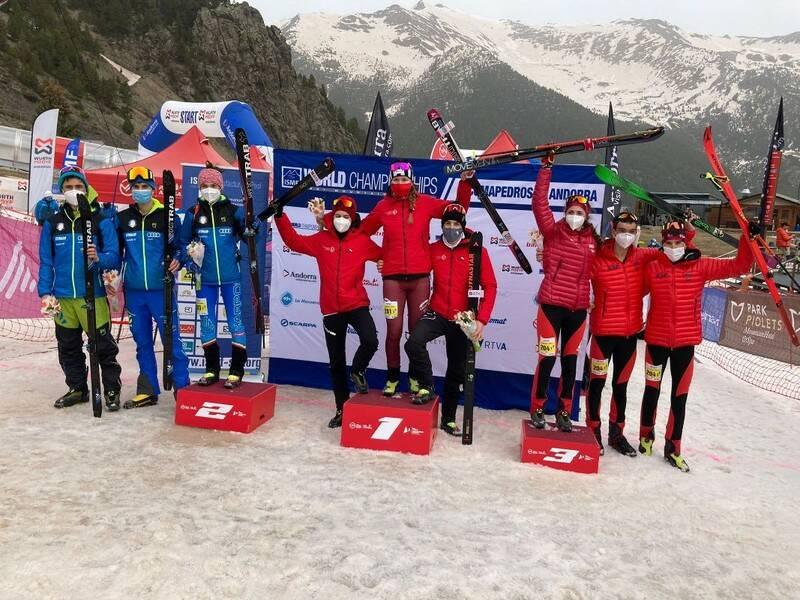 Luca Tomasoni - Mondiali Sci Alpinismo 2021
