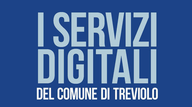 Nelle case dei residenti di Treviolo in arrivo l'opuscolo sui servizi digitali