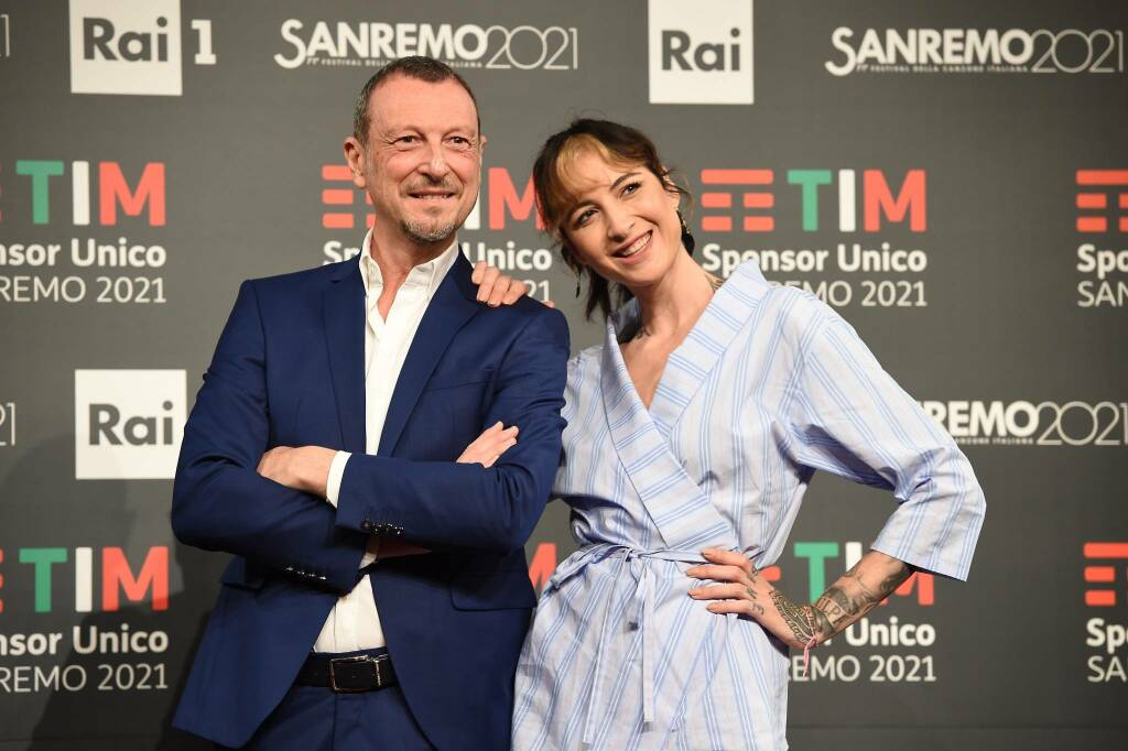 Sanremo 2021 - anteprima