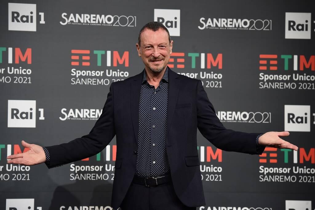 Sanremo, da Amadeus a Ibra: si parte