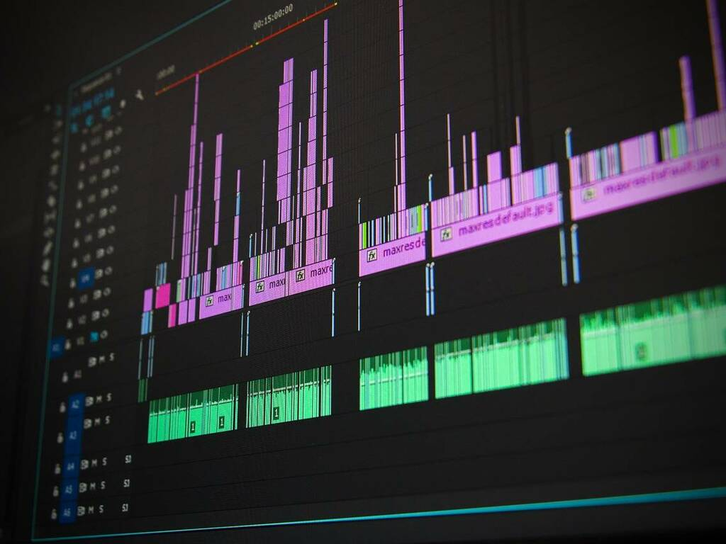 video editing pixabay