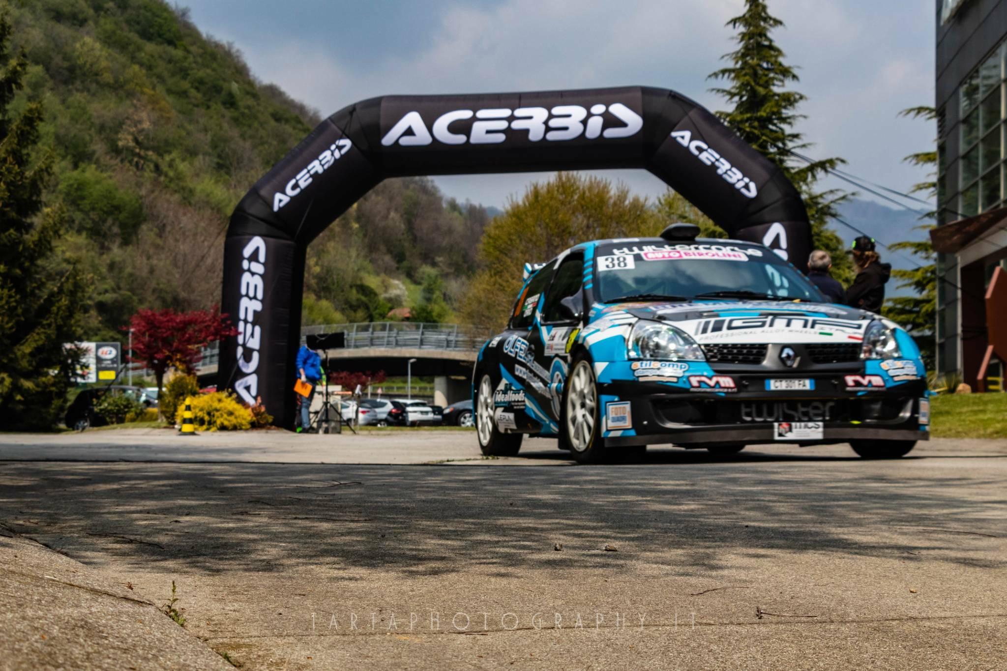 35° Rally Prealpi Orobiche
